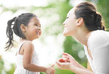 Lời hứa đối với con trẻ