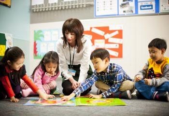 Phương pháp học tiếng anh cho trẻ em