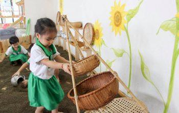 Tầm quan trọng của phương pháp giáo dục sớm Montessori
