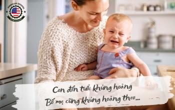 Con đến tuổi khủng hoảng Bố mẹ cũng khủng hoảng theo...