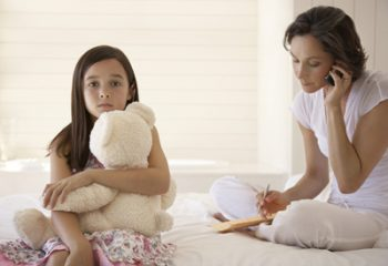 Những dấu hiệu cha mẹ không dành đủ thời gian cho con