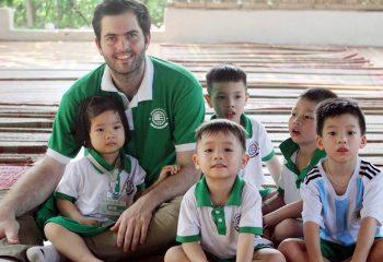 Hệ Montessori Quốc tế 2.5Y - 6Y