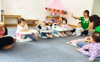 Trường mầm non nhận trẻ 6 tháng tuổi khu vực Vinhomes Gardenia Hàm Nghi, Lê Đức Thọ, Mỹ Đình, Nam Từ Liêm, Hà Nội