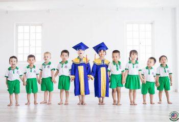 Việc trộn lẫn các lứa tuổi trong lớp học Montessori có một ý nghĩa quan trọng